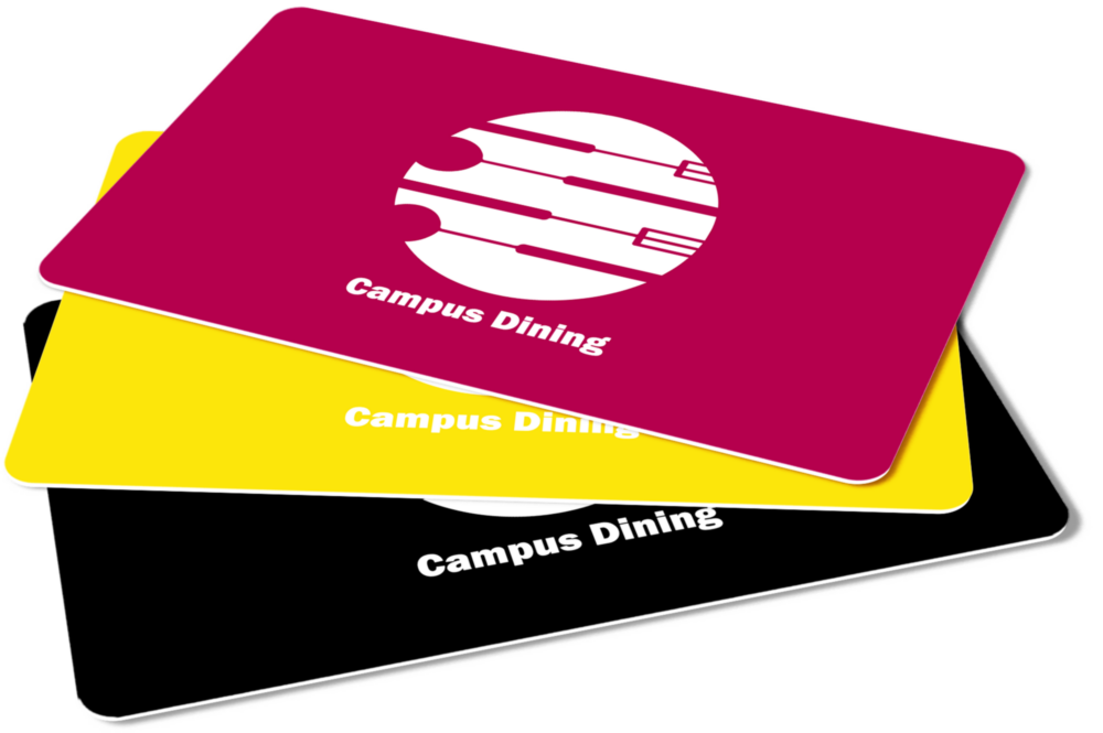 Image of Declining Balance card in burgundy, gold, and black.